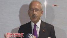 Kemal Kılıçdaroğlu: Otur Adam Gibi Cumhurbaşkanlığını Yap