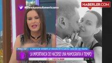 Mauro Zarate Attığı Golü Kansere Olumlu Cevap Veren Eşine Adadı