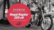 Regal Raptor 250 e9 İnceleme ve Tanıtımı | Osman AYMELEK