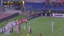 Roma 4-0 Astra Giurgiu - Maç Özeti izle (29 Eylül 2016)
