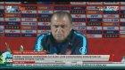 """Terim """" Geri Adım Atmam"""" Demişti - Sporx"""