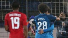 Zenit 5-0 Alkmaar (Maç Özeti - 29 Eylül 2016)