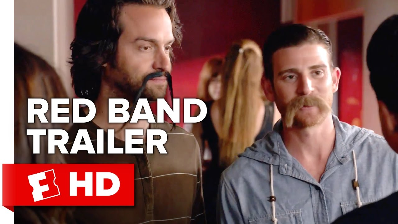 Flock of Dudes Official Red Band Trailer 1 2016 -
