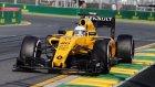 Formula 1'de Magnussen ölümden döndü