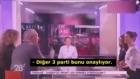 Fransa'da Erdoğan'ın Tartışıldığı Programda Bakın Ne Oldu