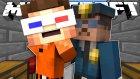 Hapisten Kaçış! - Minecraft Özel Harita - Ahmet Aga