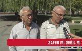 Lozan Antlaşması Zafer Mi Değil Mi  Sokak Röportajı