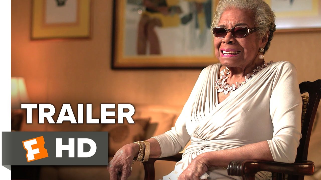 Maya Angelou And Still I Rise Official Trailer 1 2016