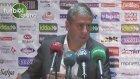 Hamza Hamzaoğlu: 'İlginç bir maç oldu'