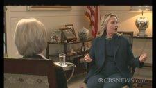 Hillary Clintonın Kaddafi'nin Ölümüne Kahkahalar ile Gülmesi