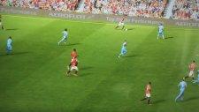 Martial'ın Stoke City'ye attığı gol