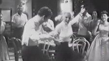 The Train Kept A Rollin - Johnny Burnette Trio