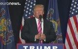 Donald Trump  Hillary Clinton Kocasına Bile Sadık Değil