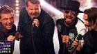 James Corden ve The Backstreet Boys'dan Muhteşem Performans