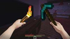 Minecraft Gerçek Hayatı Andıran Korku Haritası!!