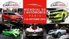 Paris Otomobil Fuarı 2016 - Öne çıkan tüm modeller