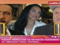 Hakan Meriçliler Masözle Cinsel İlişkiye Girdi - Ali Erkazan: