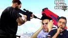 Verin Adamıma Sniperı | 4 Kişi Gta 5