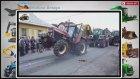 Dev Traktörlerin Kapışması