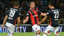 Eski Bursaspor'ludan Müthiş Gol