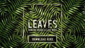 Dimitri Vegas - Like Mike - Leaves
