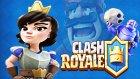 Rakibe Zorla Challenge Yaptırdım, (Tavsiye Deste) Clash Royale
