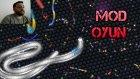 Slither io Oyuncax Tv Modun Da Oynadık