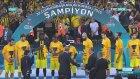 2016 Cumhurbaşkanlığı Kupası Ödül Töreni (Fenerbahçe 77-69 Anadolu Efes) 5 Ekim 2016