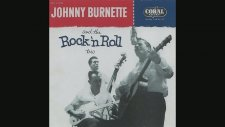 Johnny Burnette & The Rock and Roll Trio - Your Baby Blue Eyes