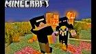 Tunç Evimi Yaktı | Minecraft Survival | Bölüm 9 - Oyun Portal