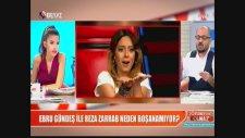 Ebru Gündeş ve Reza Zarrab Neden Boşanamıyor?