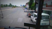 Ordu Nefise Akçelik Tünelinden Ordu Otogara Kadar Yolculuk