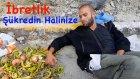 Suriyeli Adamın Ibreklik Hali! Yatın Kalkın Halinize Şükredin - Ahsen Tv