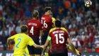 Türkiye 2-2 Ukrayna (Geniş Özet - 06 Ekim 2016)