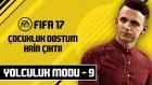 Yeni Evim Şahane | FIFA 17 - Yolculuk - #9 Yeşil Devin Maceraları