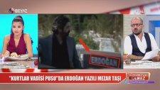 Kurtlar Vadisi Pusu'da Erdoğan Yazılı Mezar Taşı