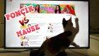 Ponçiğin Maus İle Komik Oyunları | Funny Cat Ponçik!