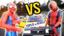 Spiderman Vs Deadpool - Türkçe Rap Savaşları
