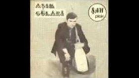 Aşık Gülabi - Mezarım Üstünde Sular Sel Gibi , 45lik Plak - Nostalji Müzik