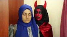 İmam Hatipli Kız Şeytana Karşı - Ödüllü Kısa Film
