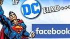 DC Karakterlerinin Facebook Profili Olsaydı Nasıl Olurdu?