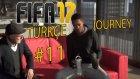 İlk Sponsorluk Anlaşması ! | Alex Hunter Hikaye Modu - The Journey Bölüm  11