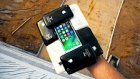 iPhone 7'yi 10 Tane iPhone 3GS ile Kamufle Edip 20 Metreden Aşağı Atmak