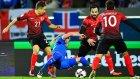 İzlanda 2-0 Türkiye - Maç Özeti izle (9 Ekim 2016)