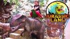 Jurassic Land Dinozor Parkı Gezisi - Oyuncak Abi Kerem Vlog