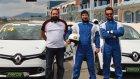 Serdar Gökalp ile Clio Cup yarışı