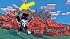 Tunc'un Evini Patlattım | Minecraft Survival | Bölüm 10 - Oyun Portal