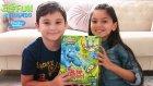 Elefun Zıp Zıp Safari Kutu Oyunu -  Kerem & Larasu Challenge | Oyuncak Abi