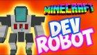 Minecraft'ta Harika Dev Robot Yaptık ! Wolvoroth