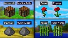Minecraft'ta İsmi Değişen 10 Eşya